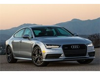 Audi 2016-MY Lineup Enhances Standard Safety Tech