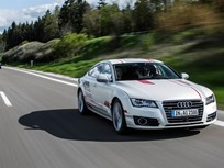 New York Approves Audi's Autonomous Vehicle Testing