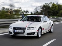 Audi Begins Testing Automated A7 in New York