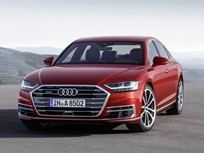 Audi's 2019 A8 Offers Highly-Automated Driving