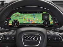 Audi Developing High-Resolution Mapping