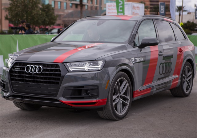 Audi To Introduce Level Autonomous Vehicle This Year Top News - Audi car year