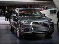 Audi Q7 Sheds 700 Pounds, Gets Diesel Hybrid