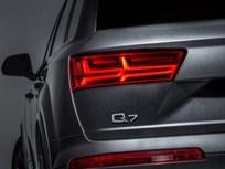 Audi's 2017 Q7 SUV Starts at $55,750