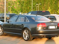 Audi A8, S8 Sedans Recalled for Sun Roofs