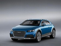 Audi Brings Crossover PHEV Concept to Detroit