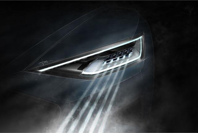 Image of Matrix Laser headlight courtesy of Audi.