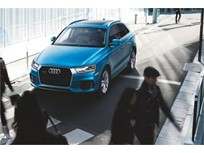 Audi Q3 SUVs Recalled for Brake Light Issue