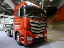 Chinese Truck Manufacturer Foton Opts for ZF Transmission