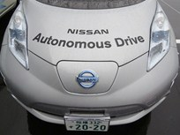 Nissan CEO Promises Autonomous Driving Tech by 2020