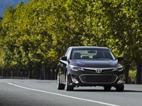 Toyota Announces 2014 Avalon and Prius Pricing
