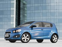 Chevrolet's New Small Car Draws Top Safety Rating in Europe