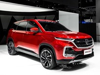 GM Joint Venture Unveils Third SUV for China