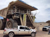 Gold Miner Adds First 2015 F-150 Fleet Trucks