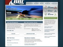 BBL Fleet Launches New Website