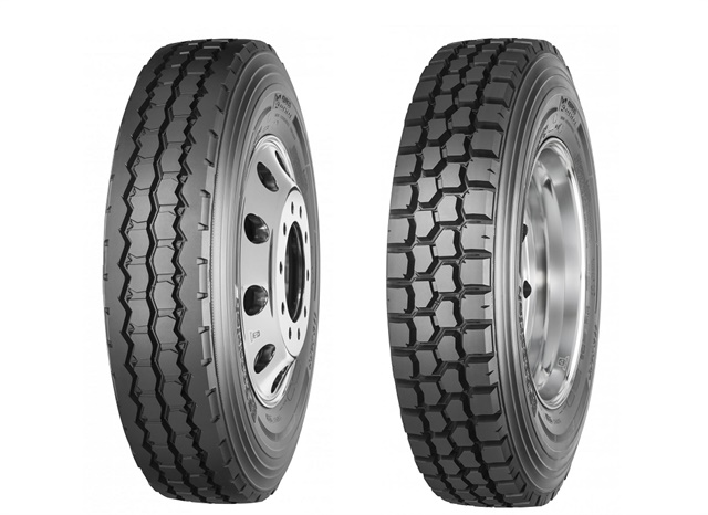<p><strong>The BF Goodrich Cross Control S and Cross Control D are two all-terrain tires for use in construction, logging and energy applications.</strong></p>