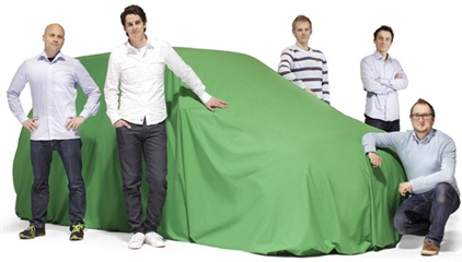 The Biofore team will unveil its sustainable concept vehicle at the Geneva International Motor Show in March.