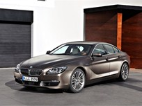 BMW Introduces All-New Four-Door 2013 BMW 6 Series Gran Coupe