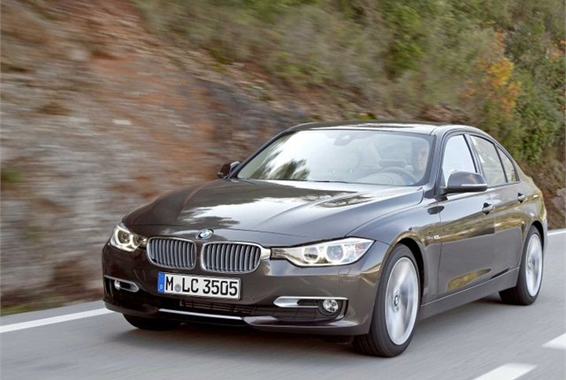 Photo of 5th Generation 3 Series sedan courtesy of BMW.