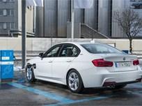 BMW Reveals 330e Hybrid's Range, Full Specs