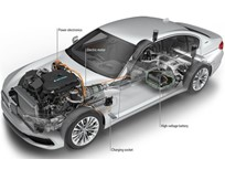 BMW to Produce Plug-In 5 Series Sedan