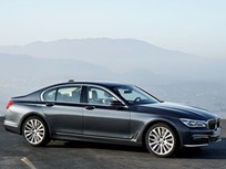 2016 BMW 7 Series Gets Lighter, Adds PHEV