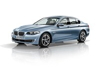 BMW ActiveHybrid 5 to Get 40-Plus MPG With Six-Cylinder Engine
