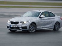 BMW Shows Semi-Automated Car Tech at CES