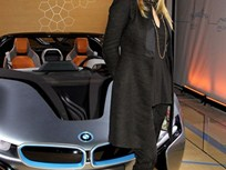 BMW Shows New i3 and i8 Spyder Concepts in New York