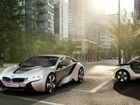 BMW to Unveil i3 and i8 Concept Vehicles Nov. 9 in New York