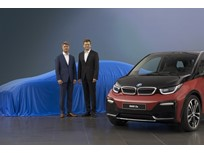 BMW to Offer 12 EVs by 2025