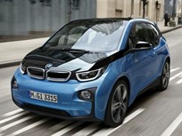 BMW Increases i3 EV's Range
