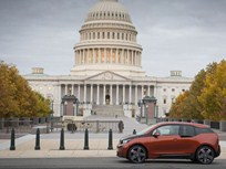 BMW Hosts i3 Event In D.C.
