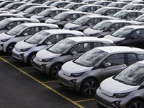 BMW i3 EV Gets Top Efficiency Rating