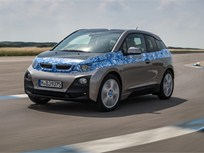 BMW Prices All-New Electric i3 at $41,350 MSRP