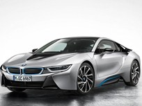 2014 BMW i8 Hybrid Arrives In Spring
