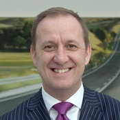 Ian Smith, CEO of BMW Group Financial Services