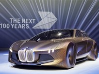 BMW Prepping Electric Flagship for 2021