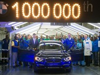 BMW Reaches 1M-Vehicle Milestone in South Africa