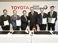 BMW and Toyota Sign Agreements to Collaborate on Battery and Lightweighting Technologies