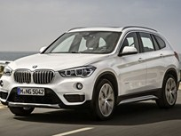 BMW's Next-Gen X1 Gets Roomier, More Efficient