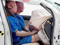 IIHS Crash-Tests Compact SUVs for Passenger Safety