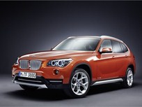 BMW Shows New X1 Compact Sport Activity Vehicle in New York
