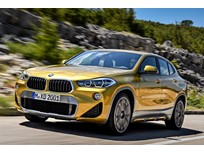 BMW's 2019 X2 Powered by TwinPower Turbo 4-Cyl.