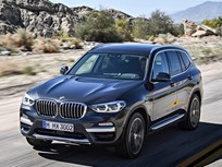 BMW's Next-Gen X3 Adds Crash Detection