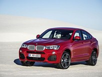2015 BMW X4 Specs Announced