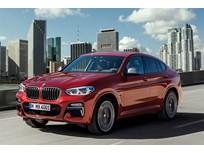 BMW's 2019 X4 Starts at $50,450