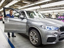 BMW Begins Production of Third-Generation X5