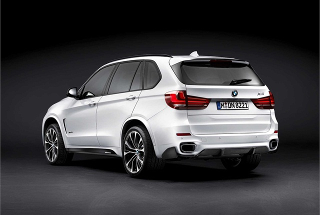Photo of 2014 BMW X5 SAV courtesy of BMW.