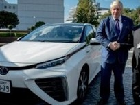 London Becomes First Mirai UK Fleet Customer